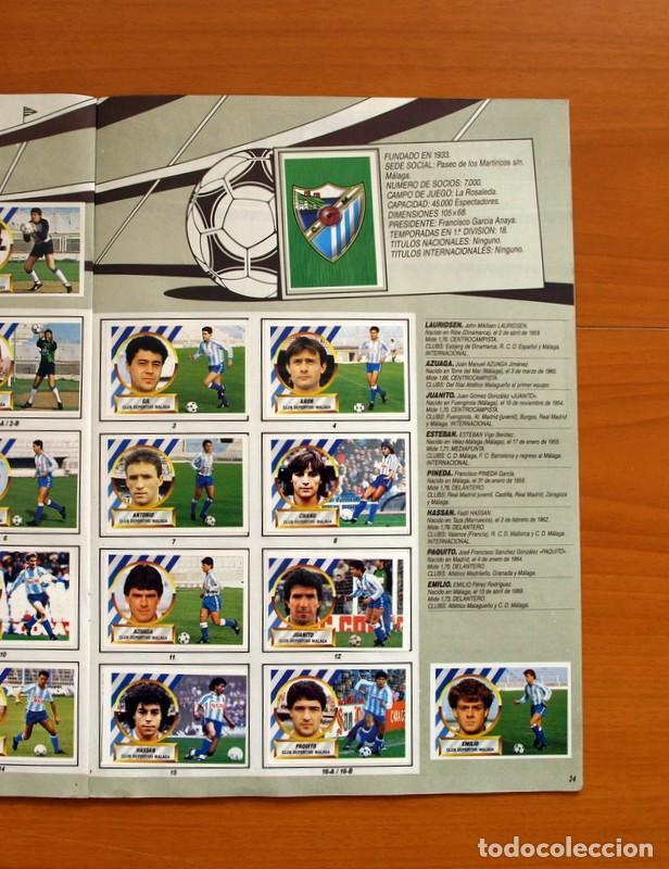 Álbum de fútbol completo: Álbum Completo - Liga 1988-1989, 88-89 - Ediciones Este - Foto 26 - 137971566