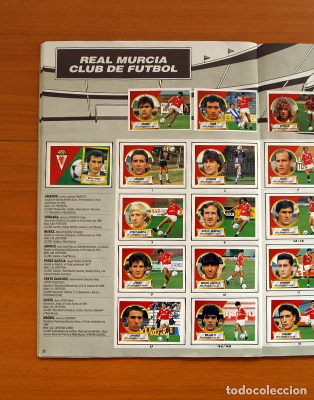 Álbum de fútbol completo: Álbum Completo - Liga 1988-1989, 88-89 - Ediciones Este - Foto 27 - 137971566
