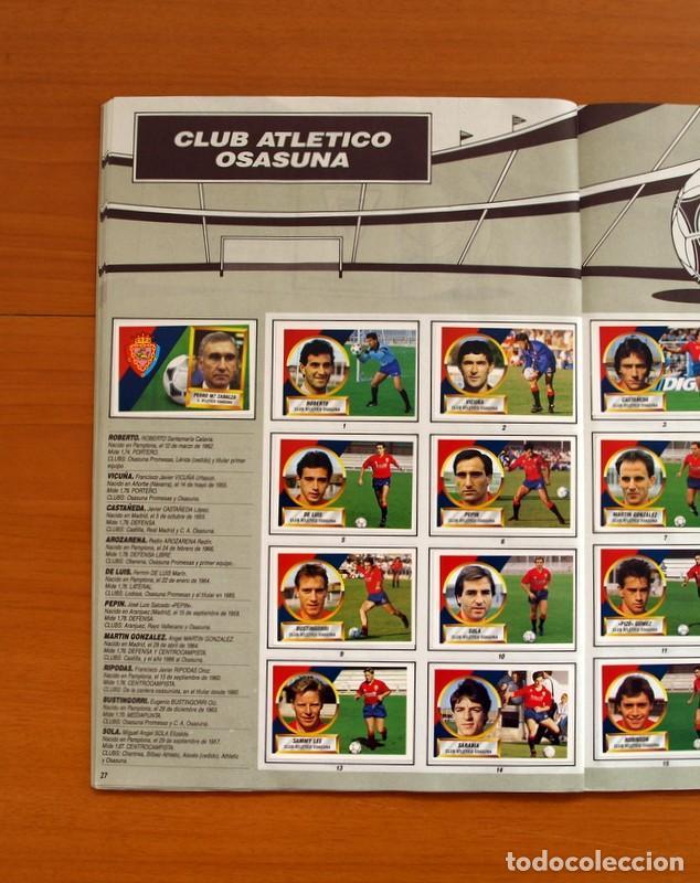 Álbum de fútbol completo: Álbum Completo - Liga 1988-1989, 88-89 - Ediciones Este - Foto 29 - 137971566