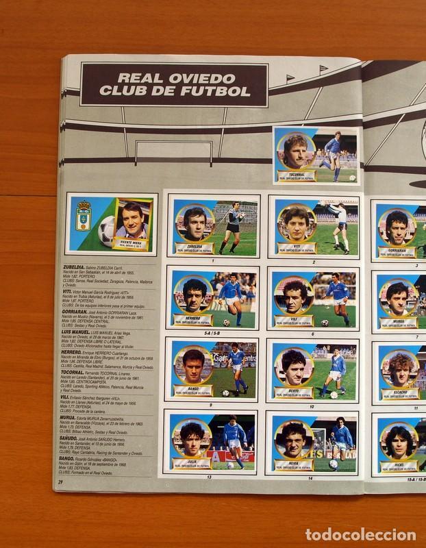 Álbum de fútbol completo: Álbum Completo - Liga 1988-1989, 88-89 - Ediciones Este - Foto 31 - 137971566