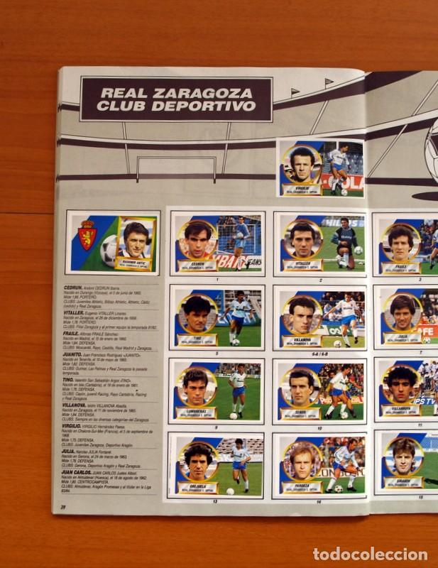 Álbum de fútbol completo: Álbum Completo - Liga 1988-1989, 88-89 - Ediciones Este - Foto 41 - 137971566