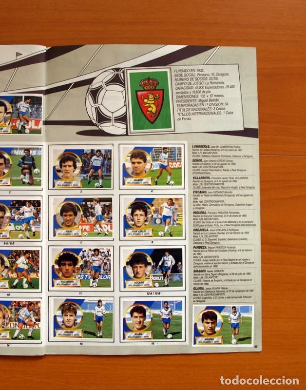 Álbum de fútbol completo: Álbum Completo - Liga 1988-1989, 88-89 - Ediciones Este - Foto 42 - 137971566