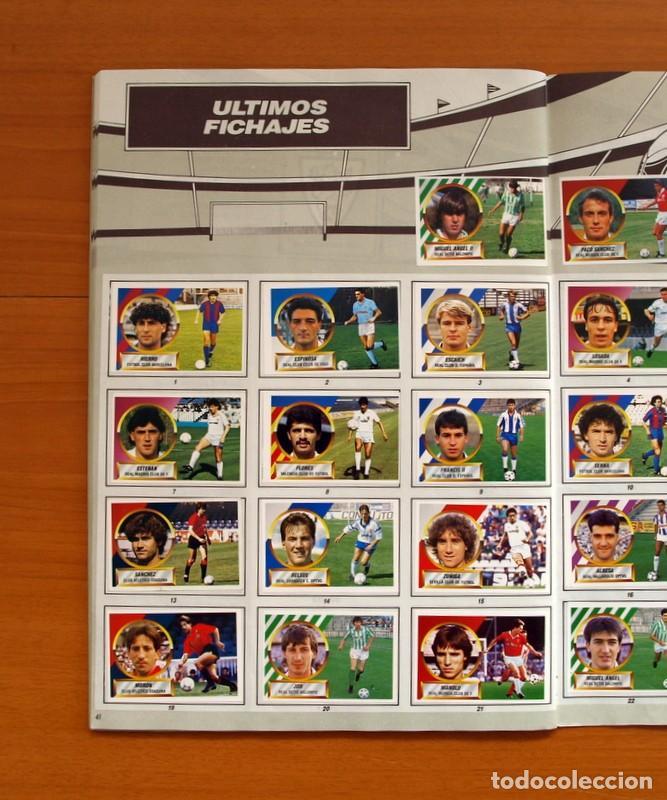 Álbum de fútbol completo: Álbum Completo - Liga 1988-1989, 88-89 - Ediciones Este - Foto 43 - 137971566