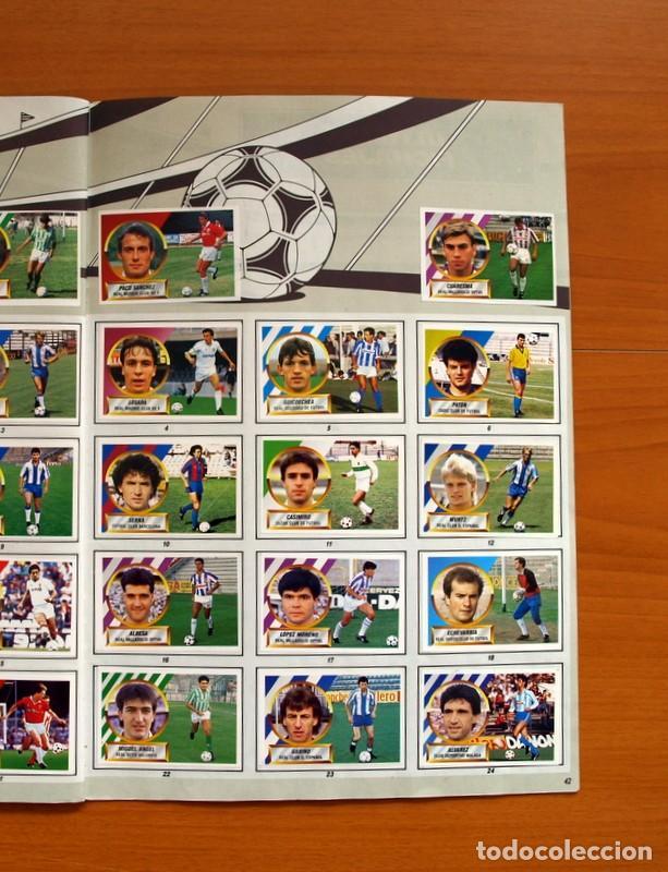 Álbum de fútbol completo: Álbum Completo - Liga 1988-1989, 88-89 - Ediciones Este - Foto 44 - 137971566