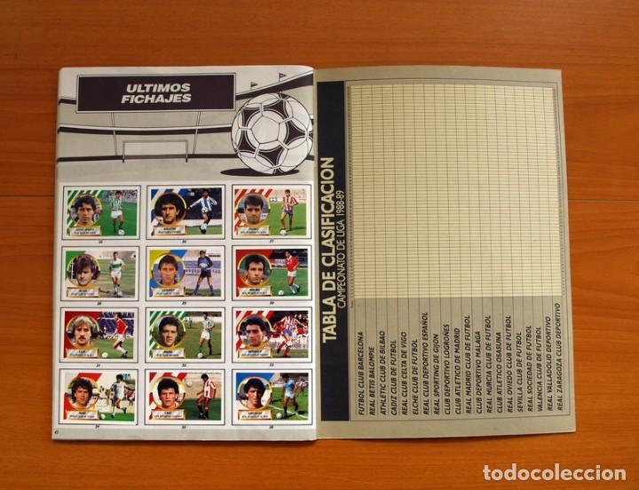 Álbum de fútbol completo: Álbum Completo - Liga 1988-1989, 88-89 - Ediciones Este - Foto 46 - 137971566