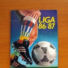 Complete Football Album - Álbum Completo - Liga 1986-1987, 86-87 - Ediciones Este - 137971950