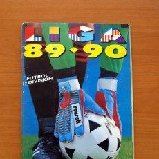 Álbum de fútbol completo: ÁLBUM COMPLETO - LIGA 1989-1990, 89-90 - EDICIONES ESTE. Lote 137978494
