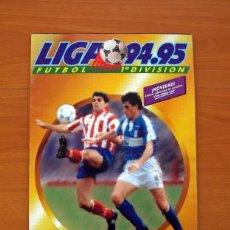 Álbum de fútbol completo: ÁLBUM - LIGA 1994-1995, 94-95 - EDICIONES ESTE - COMPLETO, VER FOTOS Y EXPLICACIÓN EN EL INTERIOR. Lote 138040398