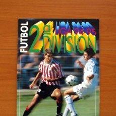 Álbum de fútbol completo: ÁLBUM COMPLETO - 2ª DIVISIÓN 1994-1995, 94-95-EDICIONES ESTE- VER FOTOS Y EXPLICACIÓN EN EL INTERIOR. Lote 138043550