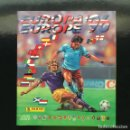 Álbum de fútbol completo: PANINI EURO 96. ALBUM COMPLETO. Lote 146781001