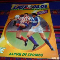 Álbum de fútbol completo: ESTE LIGA 1994 1995 94 95 COMPLETO EN BUEN ESTADO. REGALO ESTE LIGA 2011 2012 11 12 INCOMPLETO.. Lote 139040734