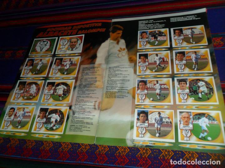 Álbum de fútbol completo: ESTE LIGA 1994 1995 94 95 COMPLETO EN BUEN ESTADO. REGALO ESTE LIGA 2011 2012 11 12 INCOMPLETO. - Foto 3 - 139040734
