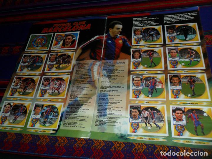 Álbum de fútbol completo: ESTE LIGA 1994 1995 94 95 COMPLETO EN BUEN ESTADO. REGALO ESTE LIGA 2011 2012 11 12 INCOMPLETO. - Foto 4 - 139040734