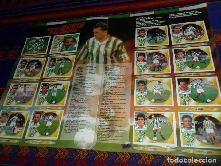 Álbum de fútbol completo: ESTE LIGA 1994 1995 94 95 COMPLETO EN BUEN ESTADO. REGALO ESTE LIGA 2011 2012 11 12 INCOMPLETO. - Foto 5 - 139040734