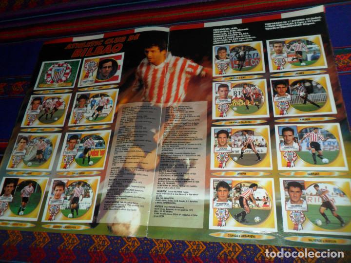 Álbum de fútbol completo: ESTE LIGA 1994 1995 94 95 COMPLETO EN BUEN ESTADO. REGALO ESTE LIGA 2011 2012 11 12 INCOMPLETO. - Foto 6 - 139040734