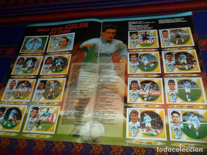 Álbum de fútbol completo: ESTE LIGA 1994 1995 94 95 COMPLETO EN BUEN ESTADO. REGALO ESTE LIGA 2011 2012 11 12 INCOMPLETO. - Foto 7 - 139040734