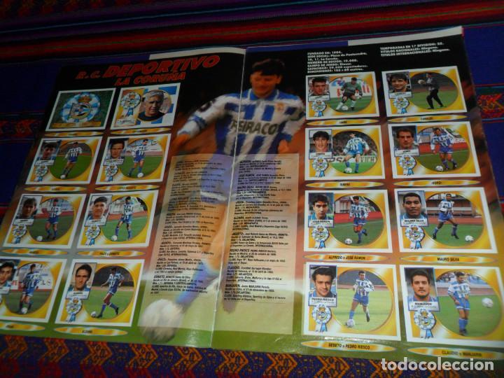 Álbum de fútbol completo: ESTE LIGA 1994 1995 94 95 COMPLETO EN BUEN ESTADO. REGALO ESTE LIGA 2011 2012 11 12 INCOMPLETO. - Foto 9 - 139040734