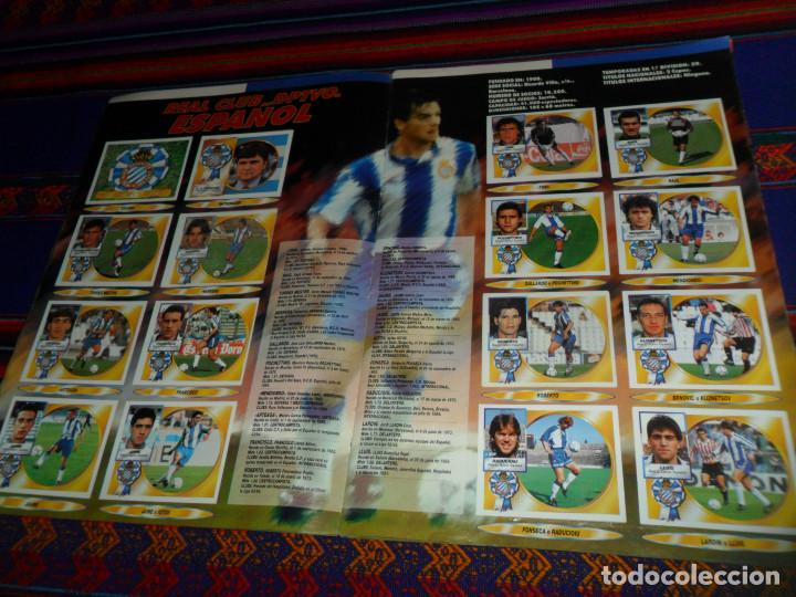 Álbum de fútbol completo: ESTE LIGA 1994 1995 94 95 COMPLETO EN BUEN ESTADO. REGALO ESTE LIGA 2011 2012 11 12 INCOMPLETO. - Foto 10 - 139040734