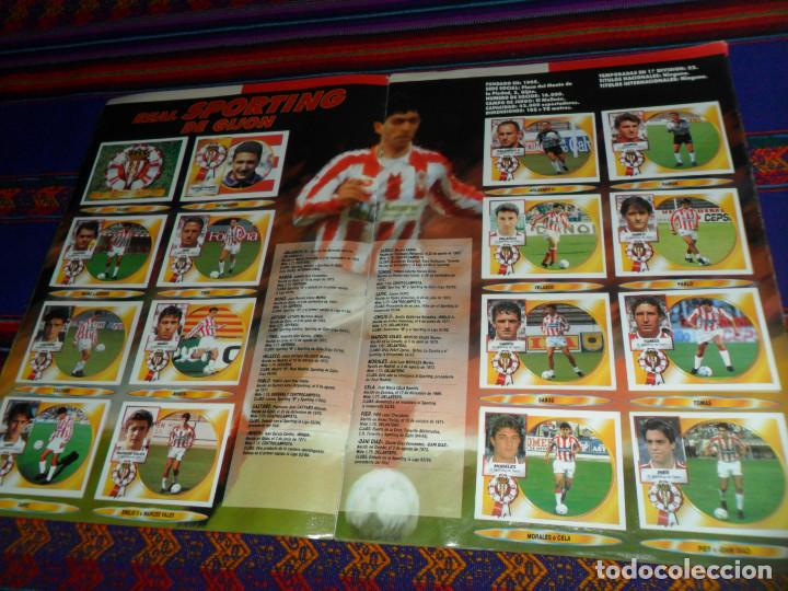 Álbum de fútbol completo: ESTE LIGA 1994 1995 94 95 COMPLETO EN BUEN ESTADO. REGALO ESTE LIGA 2011 2012 11 12 INCOMPLETO. - Foto 11 - 139040734