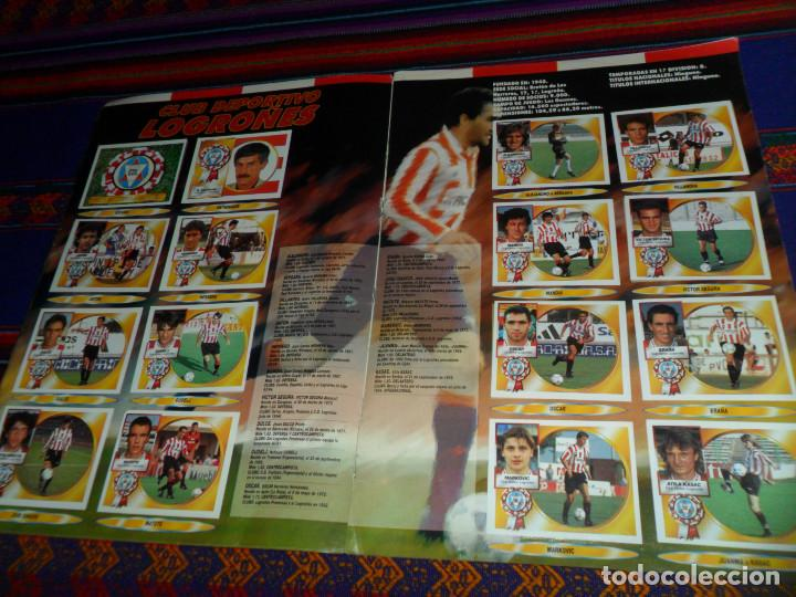 Álbum de fútbol completo: ESTE LIGA 1994 1995 94 95 COMPLETO EN BUEN ESTADO. REGALO ESTE LIGA 2011 2012 11 12 INCOMPLETO. - Foto 12 - 139040734