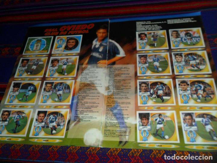 Álbum de fútbol completo: ESTE LIGA 1994 1995 94 95 COMPLETO EN BUEN ESTADO. REGALO ESTE LIGA 2011 2012 11 12 INCOMPLETO. - Foto 15 - 139040734