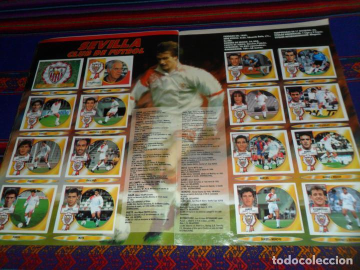 Álbum de fútbol completo: ESTE LIGA 1994 1995 94 95 COMPLETO EN BUEN ESTADO. REGALO ESTE LIGA 2011 2012 11 12 INCOMPLETO. - Foto 17 - 139040734
