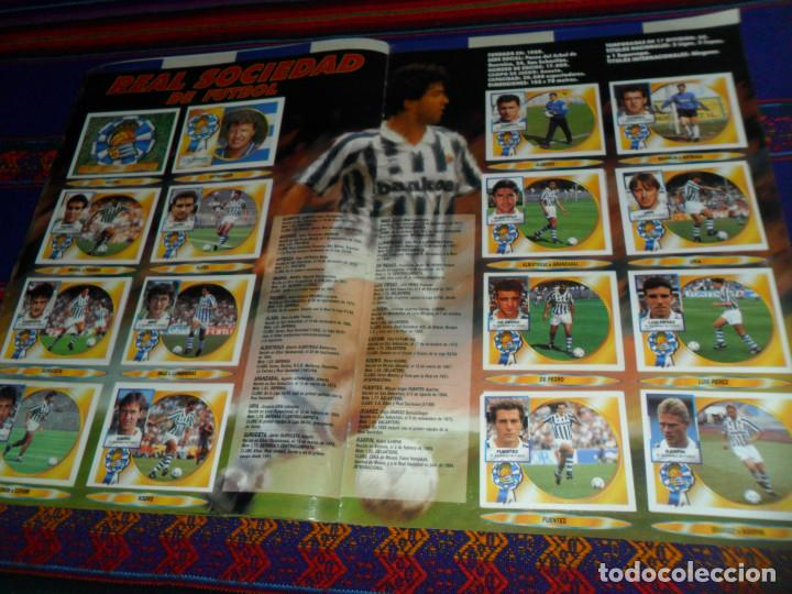 Álbum de fútbol completo: ESTE LIGA 1994 1995 94 95 COMPLETO EN BUEN ESTADO. REGALO ESTE LIGA 2011 2012 11 12 INCOMPLETO. - Foto 18 - 139040734