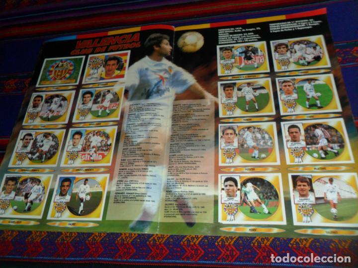 Álbum de fútbol completo: ESTE LIGA 1994 1995 94 95 COMPLETO EN BUEN ESTADO. REGALO ESTE LIGA 2011 2012 11 12 INCOMPLETO. - Foto 20 - 139040734