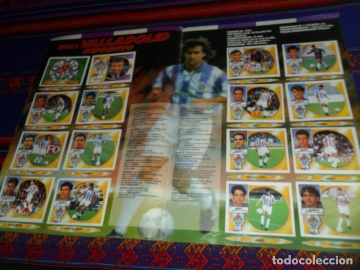 Álbum de fútbol completo: ESTE LIGA 1994 1995 94 95 COMPLETO EN BUEN ESTADO. REGALO ESTE LIGA 2011 2012 11 12 INCOMPLETO. - Foto 21 - 139040734