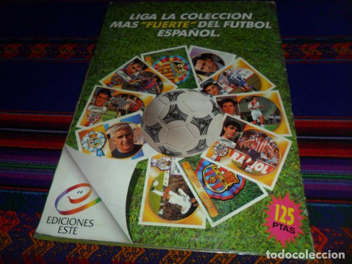 Álbum de fútbol completo: ESTE LIGA 1994 1995 94 95 COMPLETO EN BUEN ESTADO. REGALO ESTE LIGA 2011 2012 11 12 INCOMPLETO. - Foto 25 - 139040734