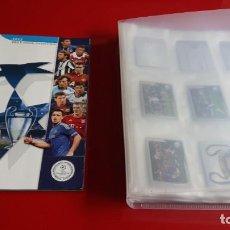 Álbum de fútbol completo: COLECCION COMPLETA CHAMPIONS LEAGUE 2012 2013- 12 13 PANINI SIN PEGAR MAS ALBUM VACIO(MESSI...). Lote 139660678