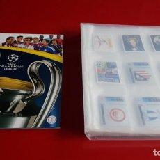 Álbum de fútbol completo: COLECCION COMPLETA CHAMPIONS LEAGUE 2014 2015- 14 15 PANINI SIN PEGAR MAS ALBUM VACIO(MESSI...). Lote 139662114