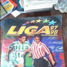 Caderneta de futebol completa: ÁLBUM LIGA 97-98 COLECCIONES ESTE. COMPLETO . Lote 140464790
