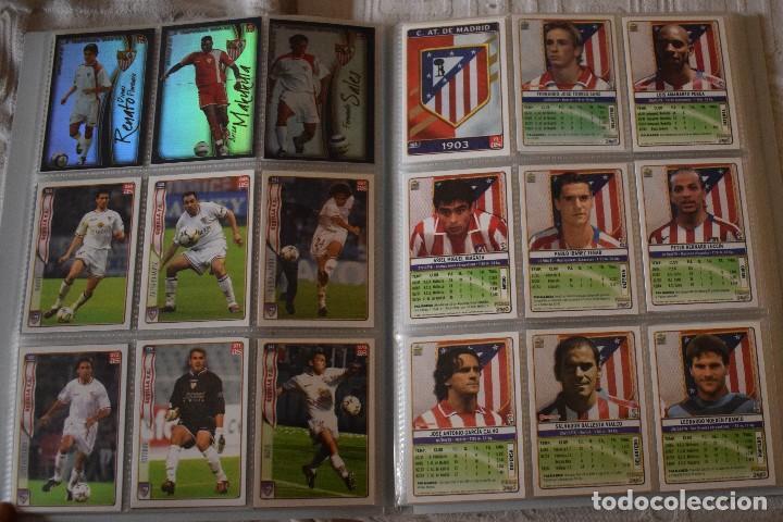Álbum de fútbol completo: album completo futbol las fichas de la liga 2005 mundi cromo, as. temporada 2004-2005 , 246 fichas - Foto 10 - 152237324