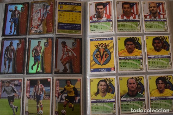 Álbum de fútbol completo: album completo futbol las fichas de la liga 2005 mundi cromo, as. temporada 2004-2005 , 246 fichas - Foto 11 - 152237324