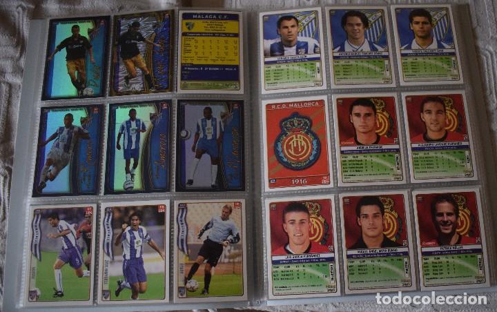 Álbum de fútbol completo: album completo futbol las fichas de la liga 2005 mundi cromo, as. temporada 2004-2005 , 246 fichas - Foto 15 - 152237324