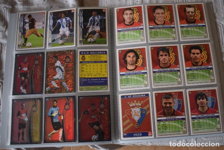 Álbum de fútbol completo: album completo futbol las fichas de la liga 2005 mundi cromo, as. temporada 2004-2005 , 246 fichas - Foto 16 - 152237324