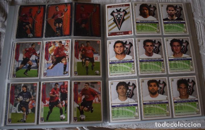 Álbum de fútbol completo: album completo futbol las fichas de la liga 2005 mundi cromo, as. temporada 2004-2005 , 246 fichas - Foto 18 - 152237324