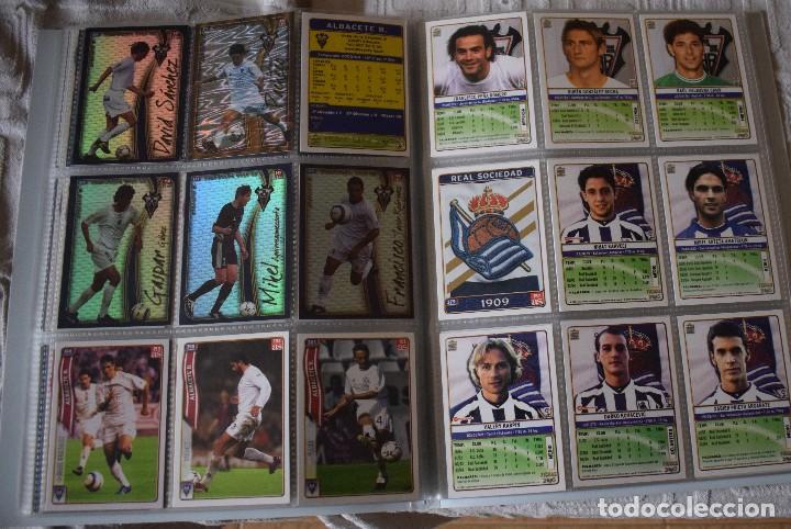 Álbum de fútbol completo: album completo futbol las fichas de la liga 2005 mundi cromo, as. temporada 2004-2005 , 246 fichas - Foto 19 - 152237324