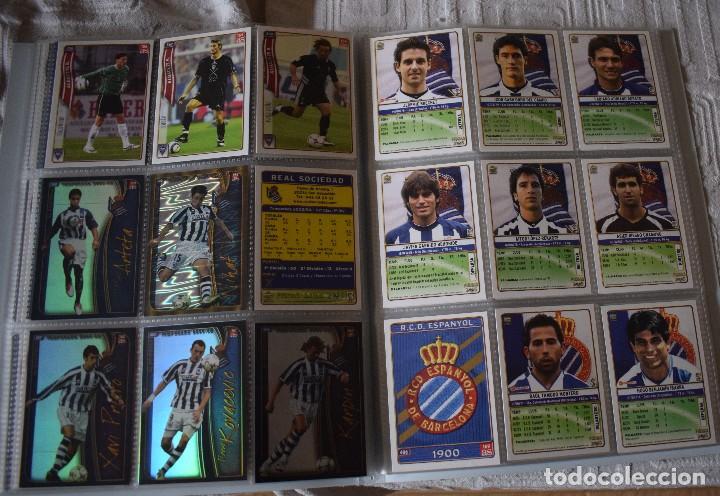 Álbum de fútbol completo: album completo futbol las fichas de la liga 2005 mundi cromo, as. temporada 2004-2005 , 246 fichas - Foto 20 - 152237324