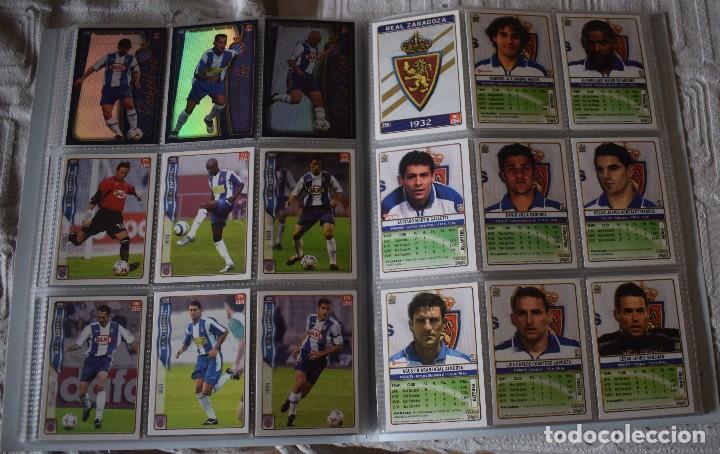 Álbum de fútbol completo: album completo futbol las fichas de la liga 2005 mundi cromo, as. temporada 2004-2005 , 246 fichas - Foto 22 - 152237324