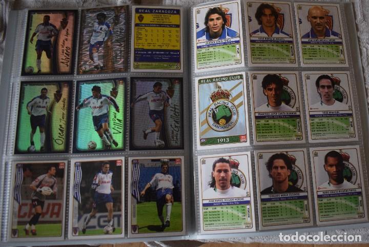 Álbum de fútbol completo: album completo futbol las fichas de la liga 2005 mundi cromo, as. temporada 2004-2005 , 246 fichas - Foto 23 - 152237324