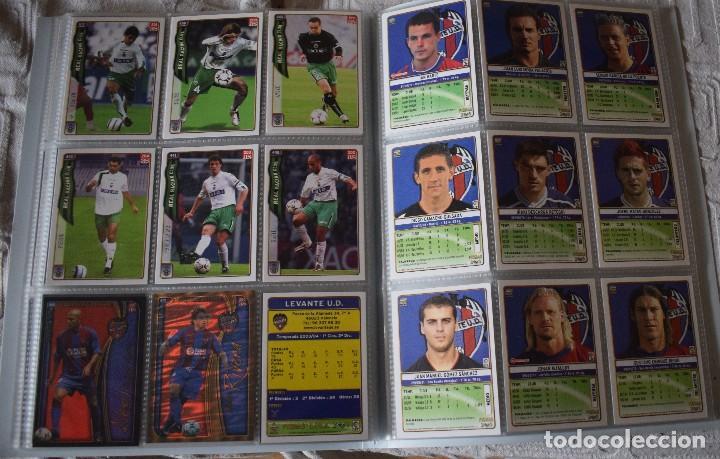 Álbum de fútbol completo: album completo futbol las fichas de la liga 2005 mundi cromo, as. temporada 2004-2005 , 246 fichas - Foto 25 - 152237324