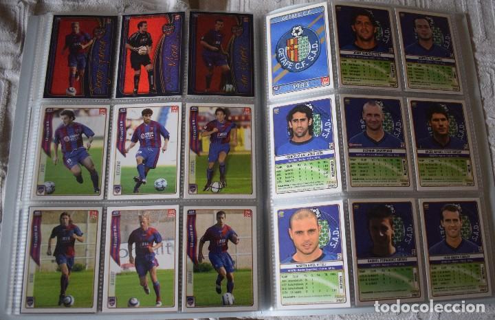 Álbum de fútbol completo: album completo futbol las fichas de la liga 2005 mundi cromo, as. temporada 2004-2005 , 246 fichas - Foto 26 - 152237324