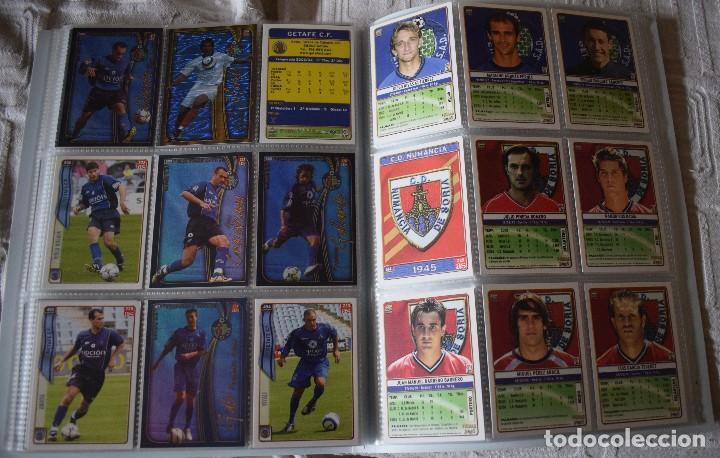 Álbum de fútbol completo: album completo futbol las fichas de la liga 2005 mundi cromo, as. temporada 2004-2005 , 246 fichas - Foto 27 - 152237324
