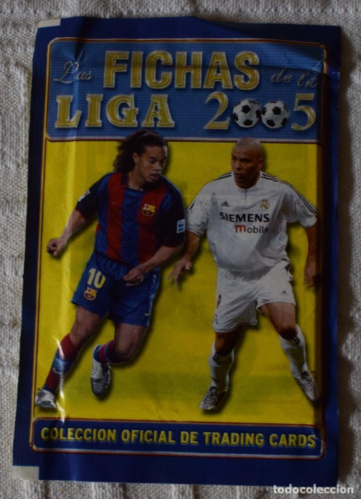 Álbum de fútbol completo: album completo futbol las fichas de la liga 2005 mundi cromo, as. temporada 2004-2005 , 246 fichas - Foto 31 - 152237324