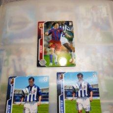 Álbum de fútbol completo: ALBUM COMPLETO MEGACRAKS 2005-06 CON CIFUENTES ERRATA. Lote 140787769