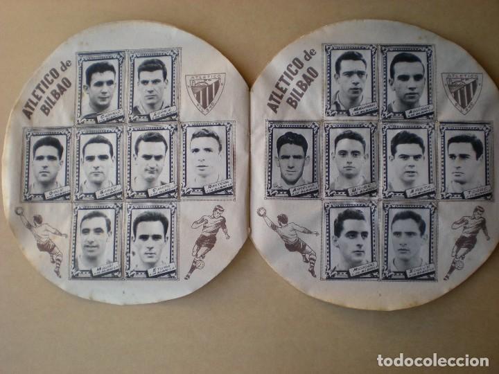 Álbum de fútbol completo: ALBUM COMPLETO CROMOS FUTBOL CAMPEONATO DE LIGA 1959-1960, EDITORIAL FHER - Foto 4 - 141169574