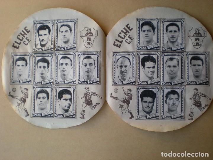 Álbum de fútbol completo: ALBUM COMPLETO CROMOS FUTBOL CAMPEONATO DE LIGA 1959-1960, EDITORIAL FHER - Foto 8 - 141169574