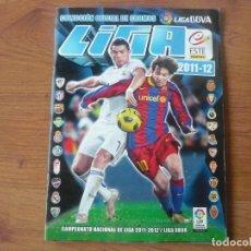 Álbum de fútbol completo: ALBUM LIGA BBVA ESTE 2011 2012 PANINI - COMPLETO 532 CROMOS - FUTBOL TEMPORADA 11 12. Lote 142198270